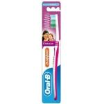 Зубная щетка ОРАЛ-БИ 3_Эффект Классик средние (медиум)  купить
