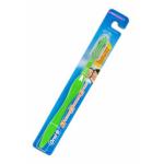 Зубная щетка ОРАЛ-БИ Чистота Свежесть Сила (1-2-3) с колпачком купить
