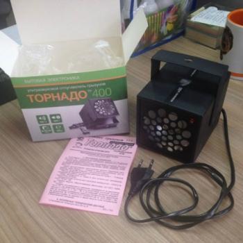 Ультразвуковой отпугиватель грызунов Торнадо 400: купить в Москве и Санкт-Петербурге