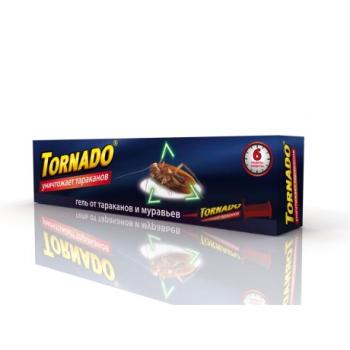 Торнадо гель от тараканов и муравьев (20 мл): купить в Москве и СПб