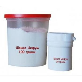 Цифум инсектицидная шашка (100 гр): купить в Москве и Санкт-Петербурге
