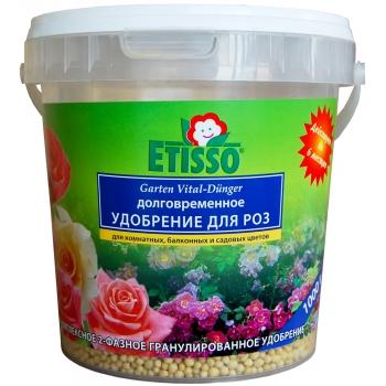 Удобрение для роз Etisso Rosen Vital-Dunger (1 кг) купить аналоги отзывы 