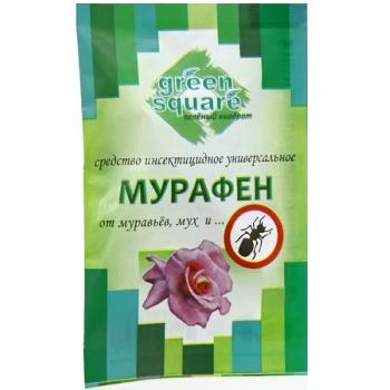 Мурафен универсальное средство от насекомых (1 мл): купить в Москве и СПб