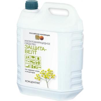Защита-Велт средство от насекомых (5 л): купить в Москве и Санкт-Петербурге