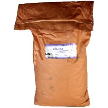 Крысид зерновая приманка для грызунов (20 кг): купить в Москве и СПб