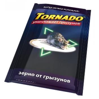 Зерновая приманка от грызунов Торнадо (50 гр) купить