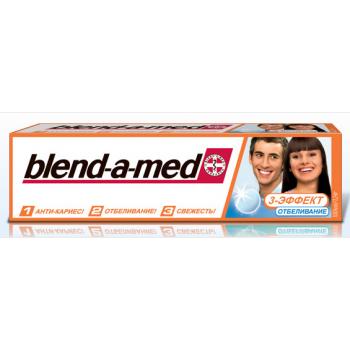 Зубная паста Бленд-а-мед 50мл 3_Эффект Деликатное Отбеливание. купить